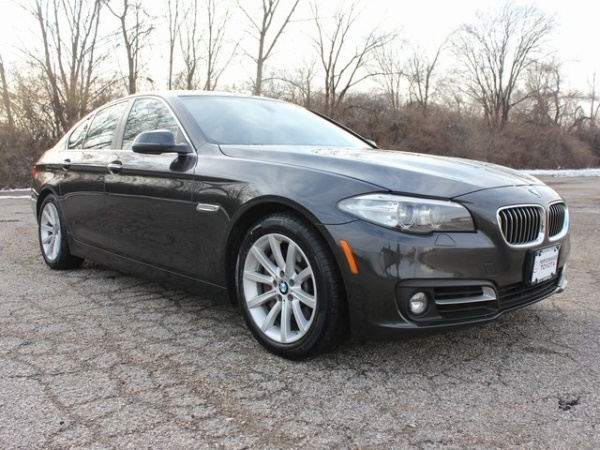 2015 BMW 5 Series in Fairfield, OH