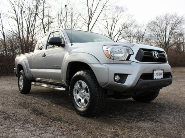 2015 Toyota Tacoma in Fairfield, OH
