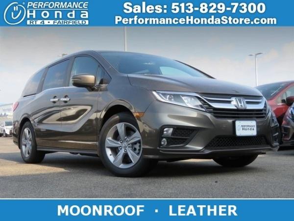 2020 Honda Odyssey in Fairfield, OH