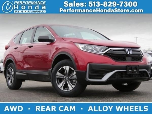 2020 Honda CR-V in Fairfield, OH