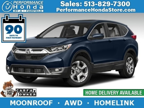 2017 Honda CR-V in Fairfield, OH