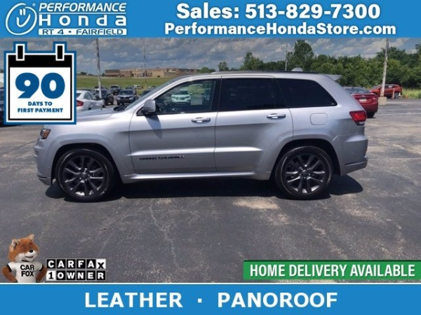 2018 Jeep Grand Cherokee in Fairfield, OH