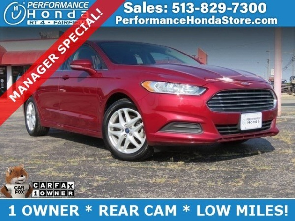 2016 Ford Fusion in Fairfield, OH