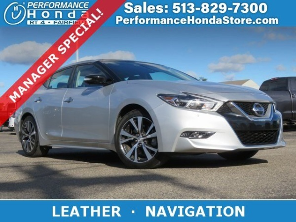 2017 Nissan Maxima in Fairfield, OH