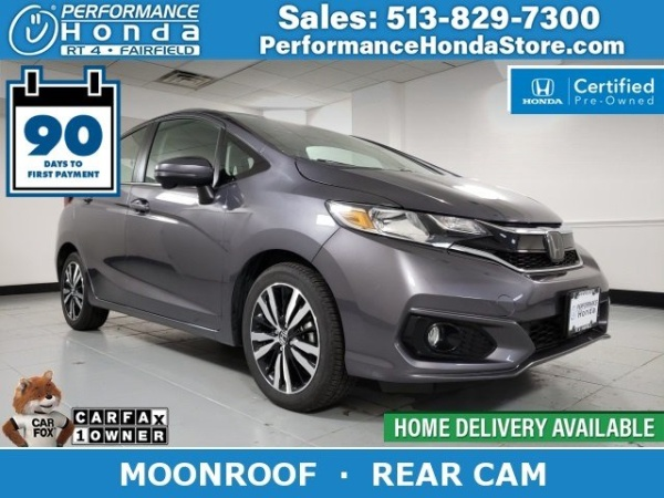 2018 Honda Fit in Fairfield, OH