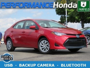 Used 2017 Toyota Corolla LE CVT For Sale In Fairfield, OH