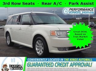 Used  Ford Flex Se Fwd For Sale In Cincinnati Oh