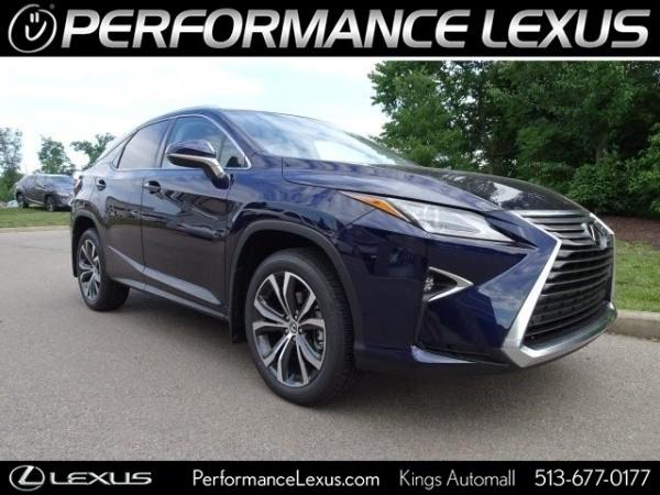 2018 Lexus RX RX 350 AWD