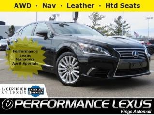 2017 Lexus Ls 460 L Awd For In Cincinnati Oh