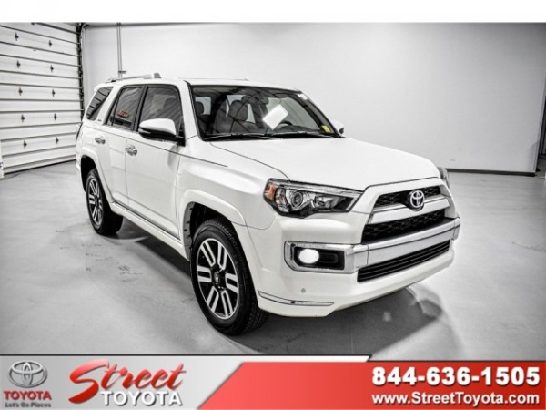 2017 Toyota 4Runner in Amarillo, TX