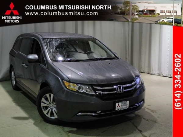 2017 Honda Odyssey in Worthington, OH