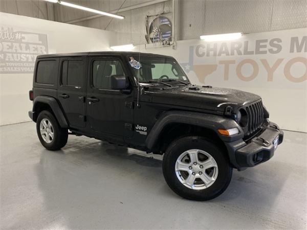 2019 Jeep Wrangler in Austin, TX