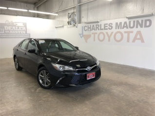 2016 Toyota Camry Se I4 Automatic For In Austin Tx