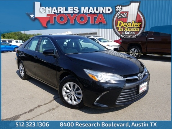 2015 Toyota Camry in Austin, TX