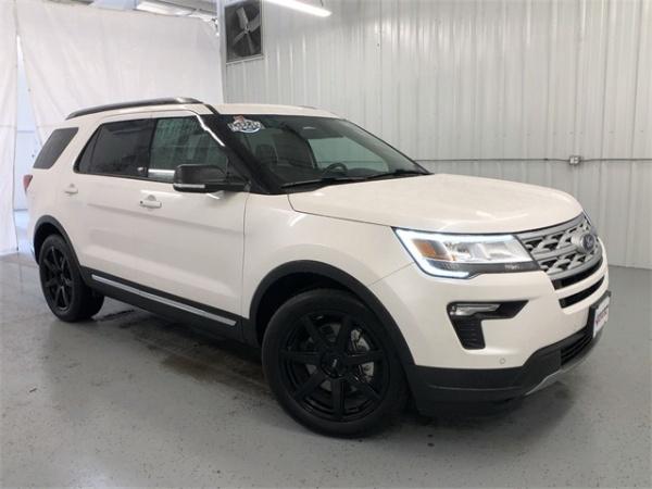 2019 Ford Explorer in Austin, TX