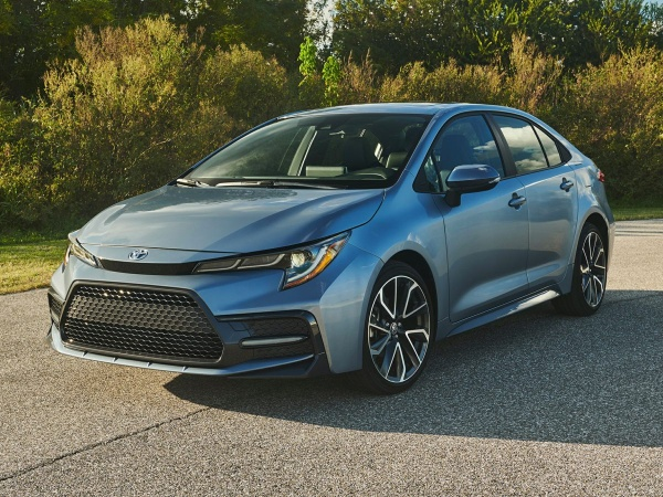 2020 Toyota Corolla in Austin, TX
