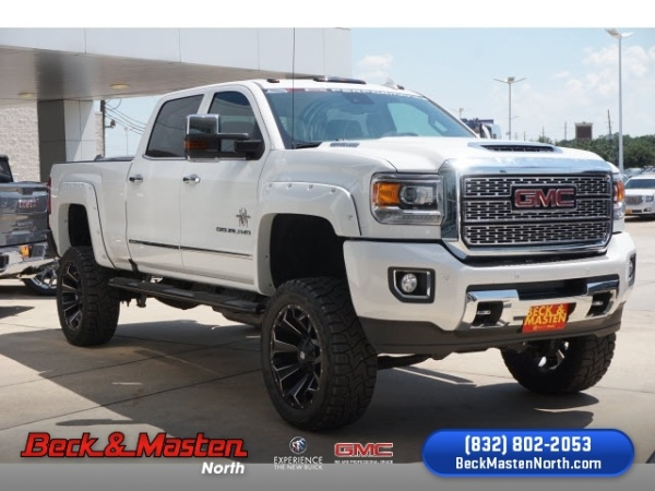 2019 GMC Sierra 2500HD in Houston, TX