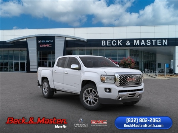2020 GMC Canyon in Houston, TX