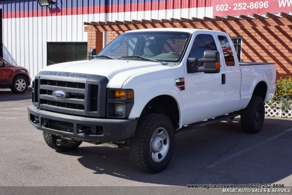 2009 Ford Super Duty F-350 XL