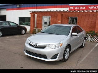 2017 Toyota Camry Le I4 Automatic For In Phoenix Az