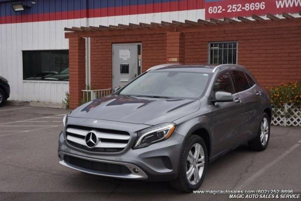 2015 Mercedes-Benz GLA in Phoenix, AZ