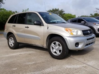 Marvelous Used 2004 Toyota RAV4 FWD Automatic For Sale In Lake Wales, FL