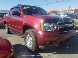 2008 Chevrolet Avalanche 1500 Lt With 1lt 2wd For In El Paso Tx