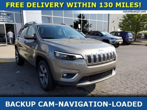 2020 Jeep Cherokee in Columbus, OH