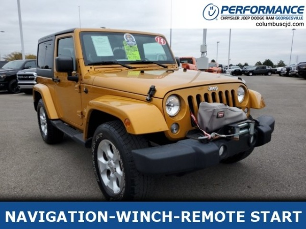 2014 Jeep Wrangler in Columbus, OH