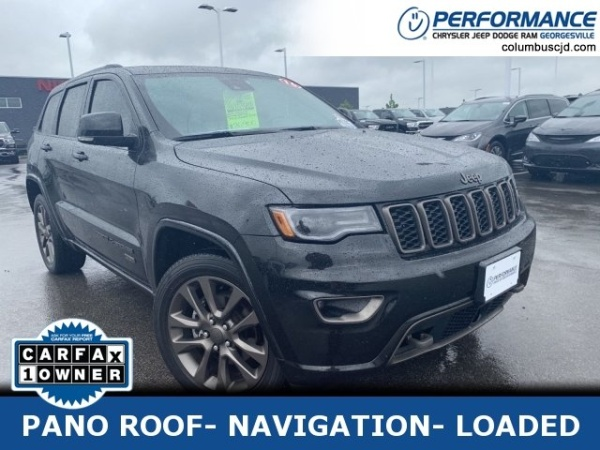 2016 Jeep Grand Cherokee in Columbus, OH