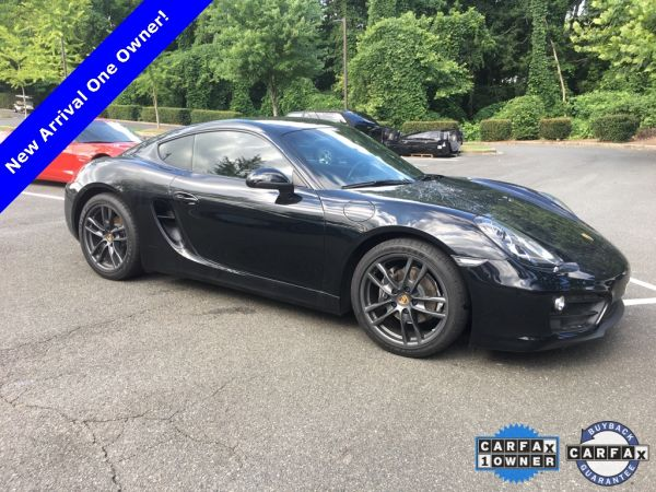 2016 Porsche Cayman in Huntersville, NC