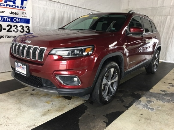 2019 Jeep Cherokee in Portsmouth, OH