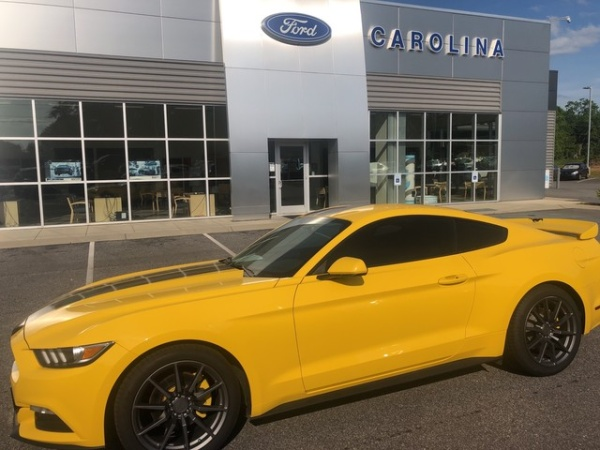 2015 Ford Mustang V6 Fastback For Sale In Honea Path Sc Truecar