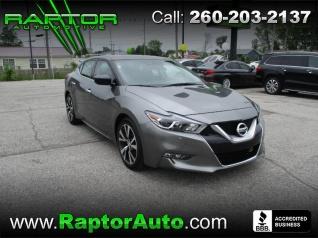 Nissan Fort Wayne >> Used Nissan Maximas For Sale In Fort Wayne In Truecar