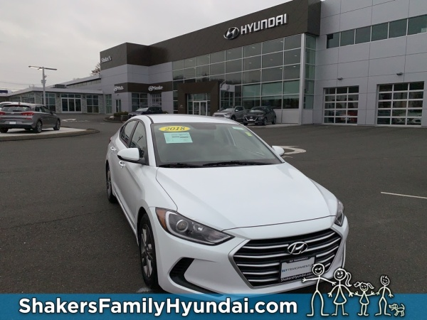 2018 Hyundai Elantra in Watertown, CT