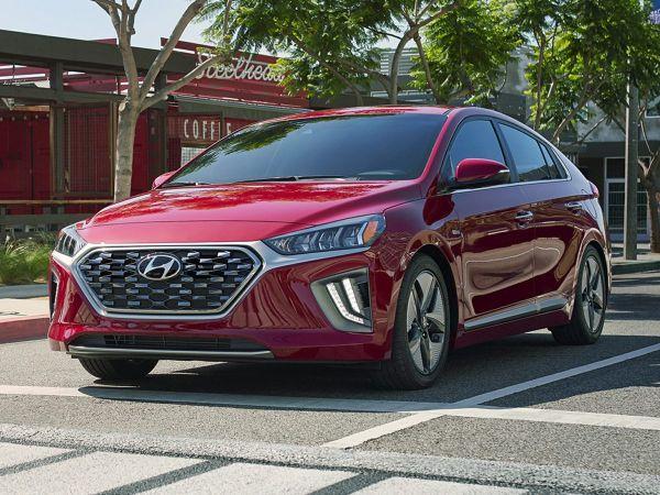 2020 Hyundai Ioniq in Watertown, CT