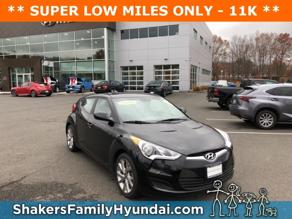 Car Dealerships Springfield Ma >> Used Hyundai Veloster For Sale In Springfield Ma 50 Cars