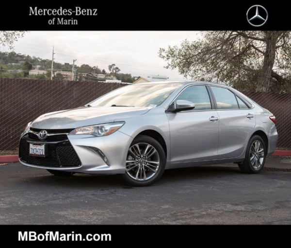 2017 Toyota Camry Unknown