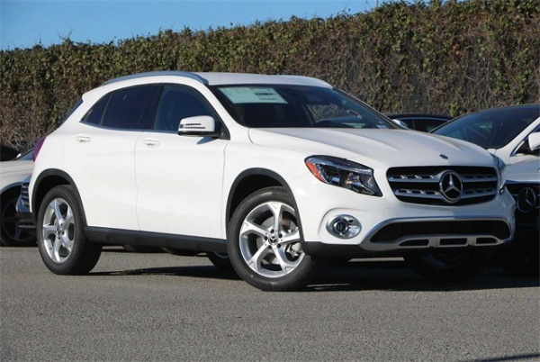 2020 Mercedes-Benz GLA in San Rafael, CA