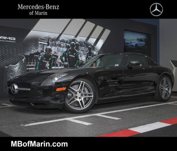 2012 Mercedes-Benz SLS AMG SLS AMG Coupe