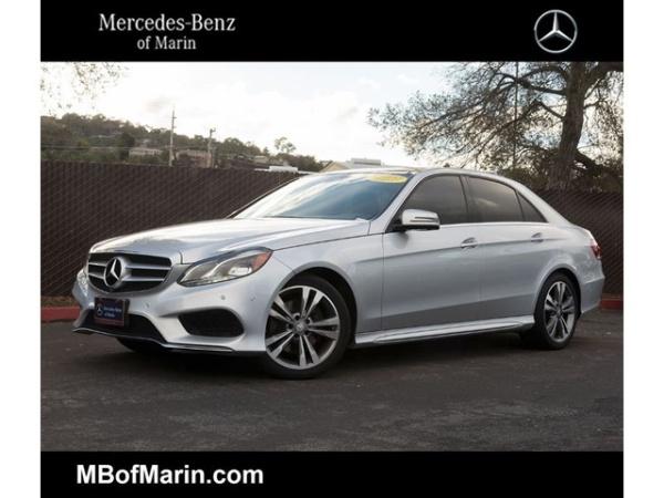 2016 Mercedes-Benz E E 350