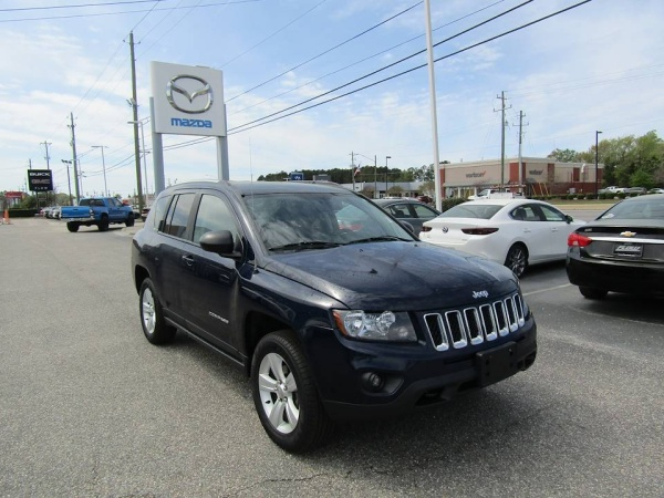 2015 Jeep Compass in Fayetteville, NC