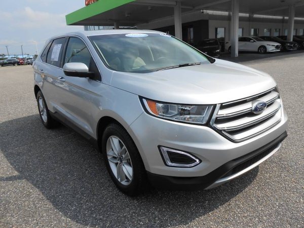2016 Ford Edge in Fayetteville, NC