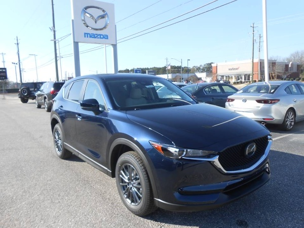 2020 Mazda CX-5 in Fayetteville, NC