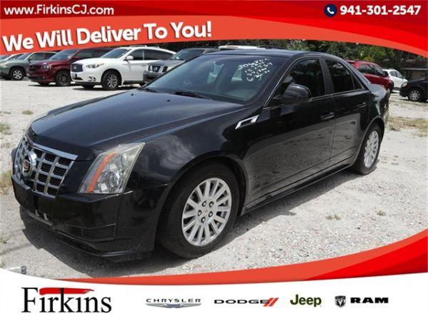 2013 Cadillac CTS in Bradenton, FL