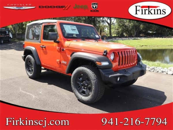 2020 Jeep Wrangler in Bradenton, FL