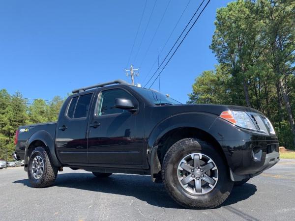 2016 Nissan Frontier in Cartersville, GA