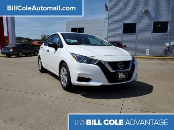 2020 Nissan Versa in Ashland, KY