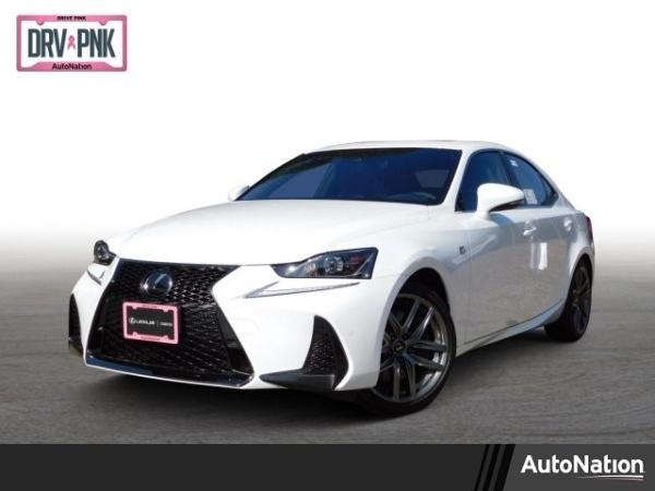 2019 Lexus IS IS 300 F Sport