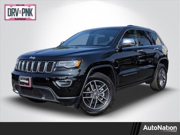 2019 Jeep Grand Cherokee in Cerritos, CA